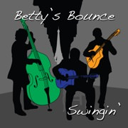 Betty's Bounce 'Swingin' Album Cover